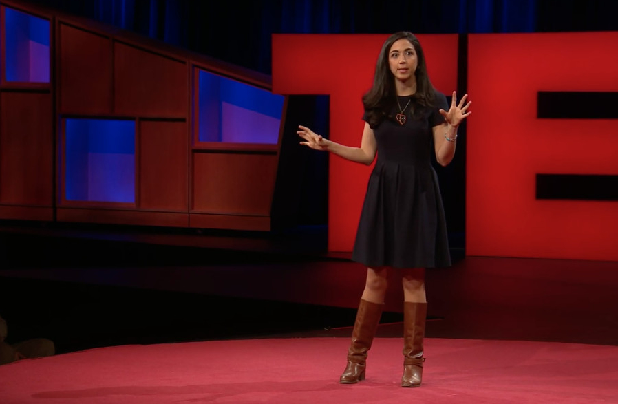 TEDtalk: The Power of Meaning